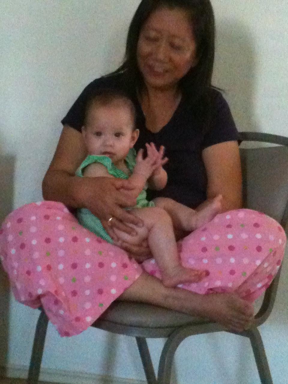 Ba Noi and Esther1