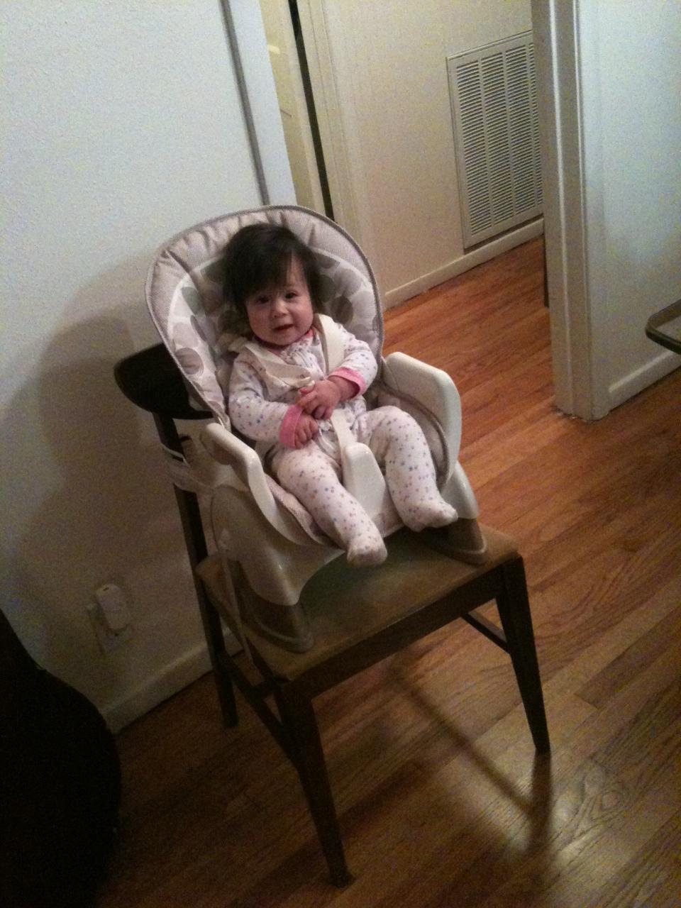 Big Girl Chair Charlotte