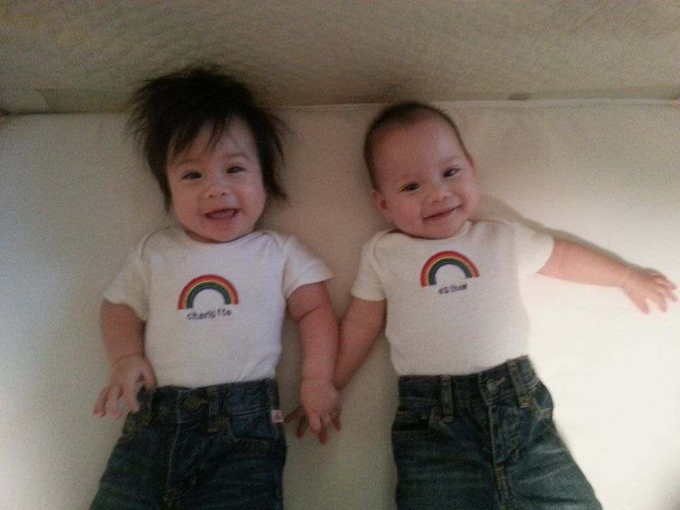 Rainbow Babies!